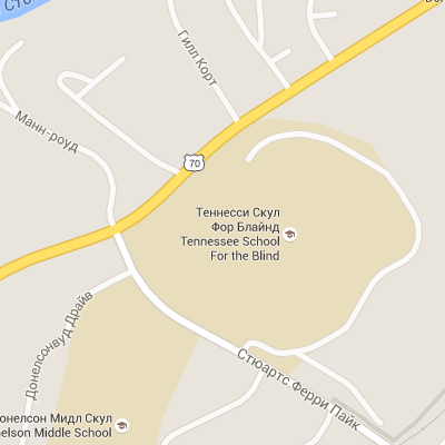 Tsb Map